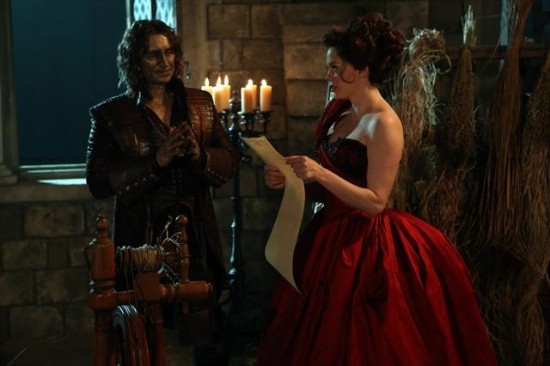 """Once Upon a Time Season 2 Episode 16 """"The Miller's Daughter"""" (6)"""