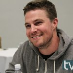 arrow wondercon 2013 Stephen Amell