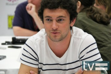vikings cast wondercon 2013 George Blagden
