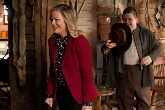 Parks and Recreation Season 5 Episode 18 & 19 Article Two; Jerry's Retirement (24)