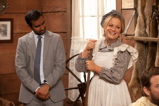 Parks and Recreation Season 5 Episode 18 & 19 Article Two; Jerry's Retirement (18)