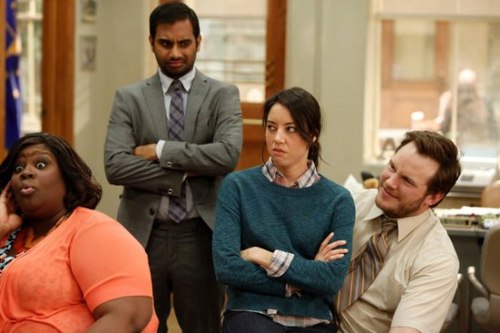 Parks and Recreation Season 5 Episode 18 & 19 Article Two; Jerry's Retirement (7)