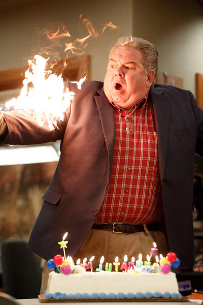 Parks and Recreation Season 5 Episode 18 & 19 Article Two; Jerry's Retirement (6)