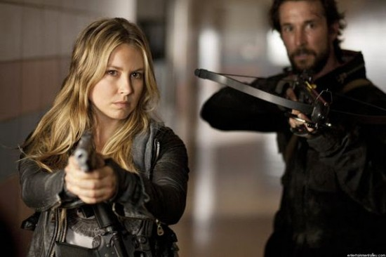Tom and Maggie - Falling Skies