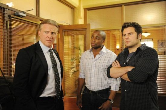 Psych - Season 7 Finale - No Trout About It