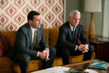 Mad Men Season 6 Episode 12 The Quality of Mercy (5)
