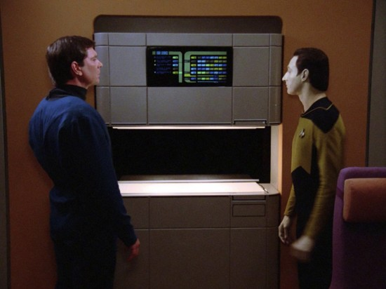 Data - Star Trek: The Next Generation