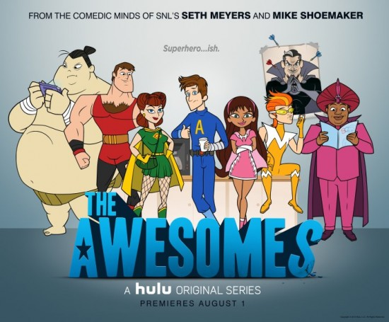 The Awesomes (1)