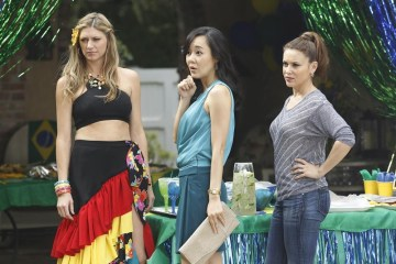 Mistresses Episode 9 Guess Who's Coming to Dinner? (9)