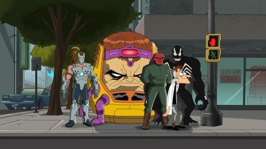 Phineas and Ferb: Mission Marvel (3)