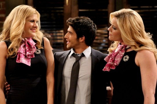 Tyler Posey Goes From 'Teen Wolf' to Cougar Bait on 'The Exes