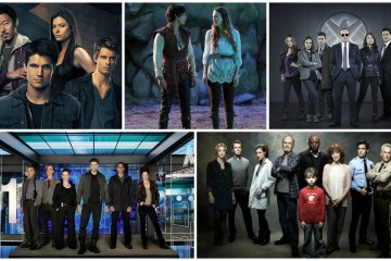 The Tomorrow People, Once Upon a Time in Wonderland, Marvel's Agents of S.H.I.E.L.D., Almost Human, Resurrection