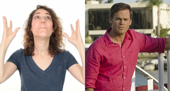 dexter s8e8 review Are we there yet?