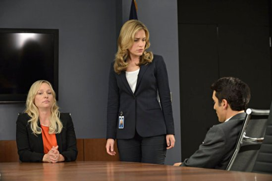 Covert Affairs Season 4 Episode 6 Space (I Believe In) (2)