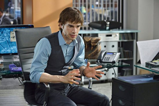 Covert Affairs Season 4 Episode 6 Space (I Believe In) (9)