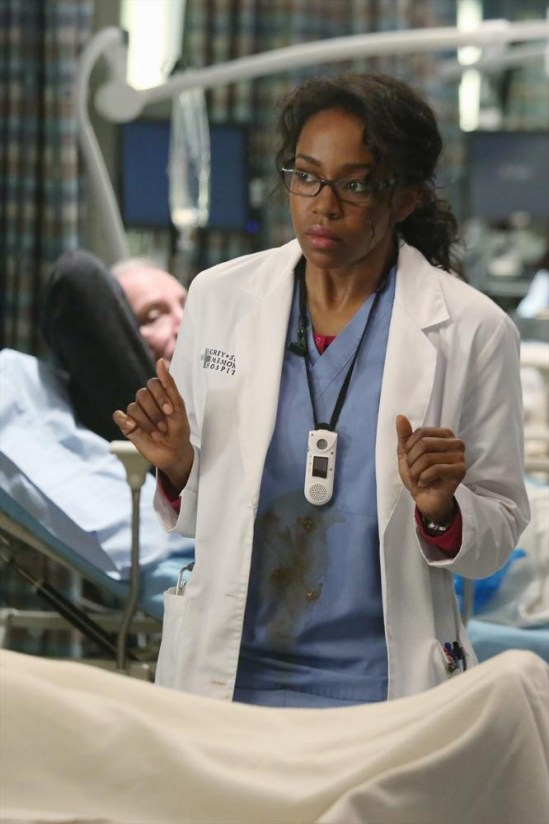 Grey's Anatomy Season 10 Episode 1 & 2 Seal Our Fate;I Want You With Me (18)