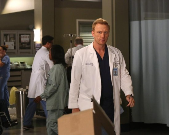 Grey's Anatomy Season 10 Episode 1 & 2 Seal Our Fate;I Want You With Me (31)