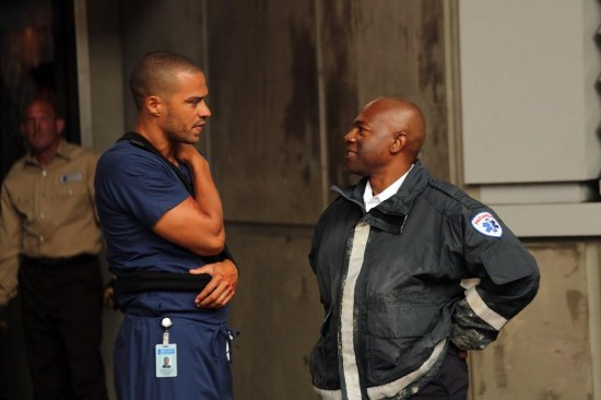 Grey's Anatomy Season 10 Episode 1 & 2 Seal Our Fate;I Want You With Me (30)