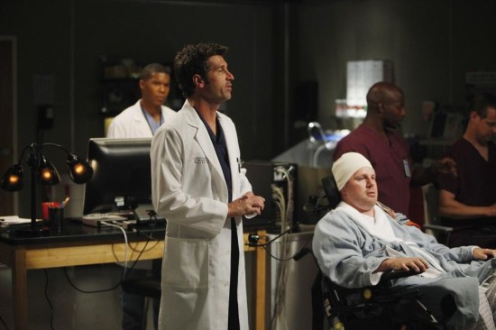 Grey's Anatomy Season 10 Episode 6 Map of You (6)
