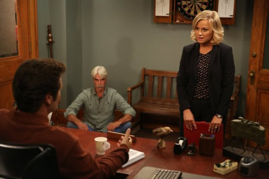 Parks and Recreation season 6 episode 4 Doppelgangers (2)