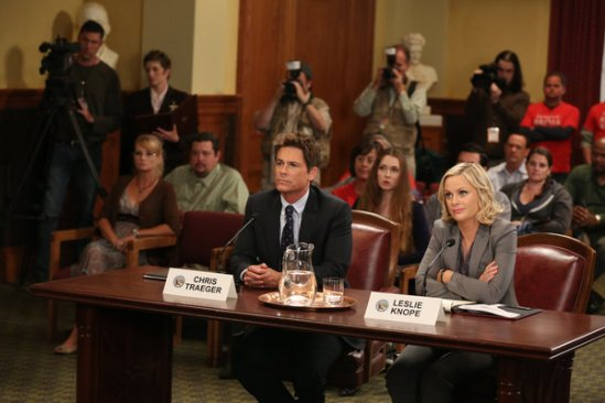 Parks and Recreation season 6 episode 5 Gin It Up! (2)