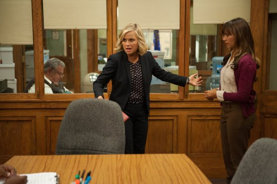 Parks and Recreation season 6 episode 4 Doppelgangers (5)