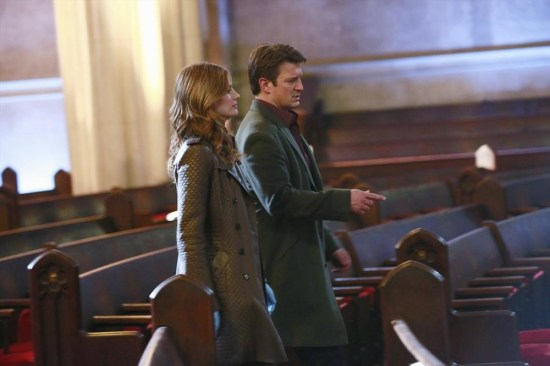 Castle Season 6 Episode 10 The Good, The Bad & The Baby (4)