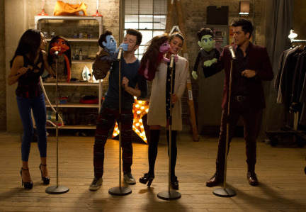 Glee Season 5 Episode 7 Puppet Master (3)