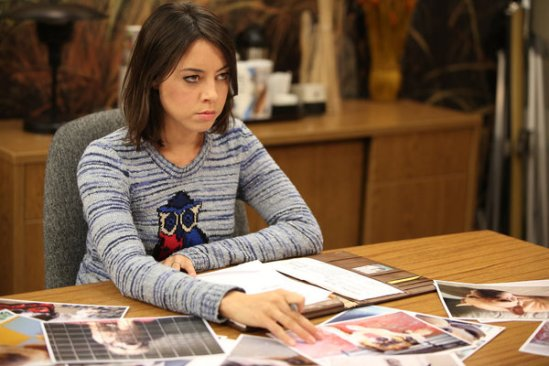 Parks and Recreation season 6 episode 8 & 9 Fluoride/The Cones of Dunshire (32)