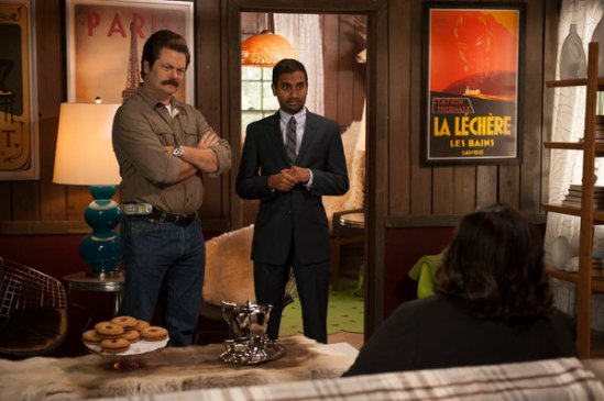 Parks and Recreation season 6 episode 8 & 9 Fluoride/The Cones of Dunshire (22)