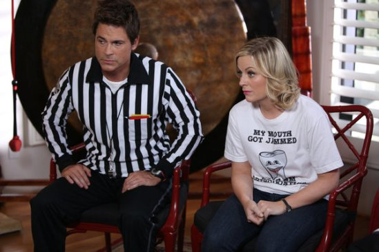 Parks and Recreation season 6 episode 8 & 9 Fluoride/The Cones of Dunshire (14)