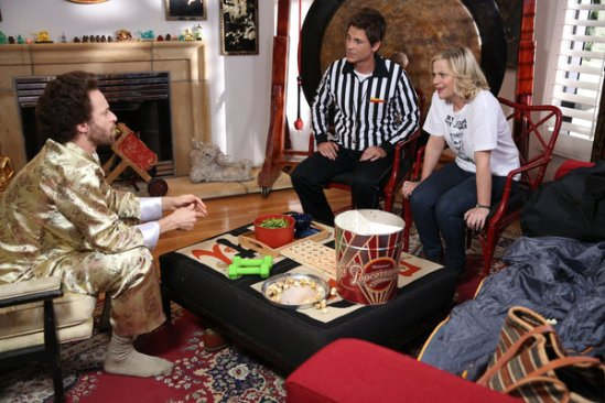 Parks and Recreation season 6 episode 8 & 9 Fluoride/The Cones of Dunshire (13)
