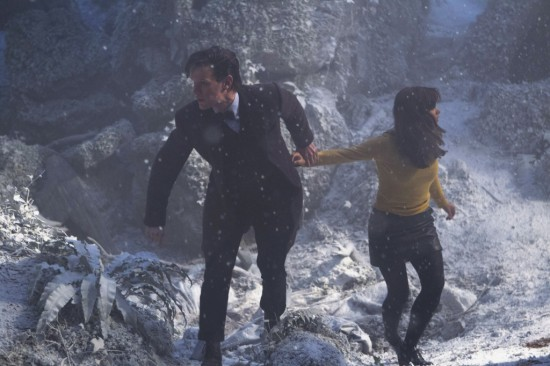 Doctor Who Christmas Special 2013 The Time of the Doctor (12)