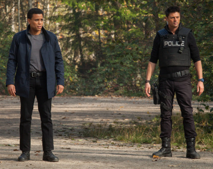 Almost Human Season 1 Episode 5 Blood Brothers (1)
