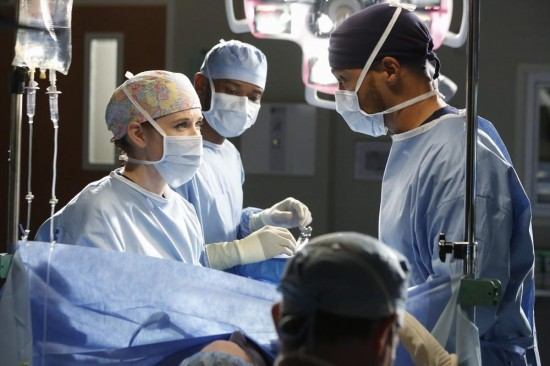 Grey's Anatomy Season 10 Episode 11 Man on the Moon (2)