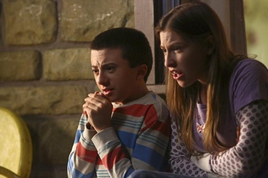 The Middle Season 5 Episode 8 The Kiss (1)