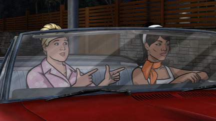 Archer Season 5 Episode 2 Archer Vice: A Kiss While Dying (1)