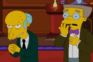 The Simpsons Season 25 Episode 11 Specs and the City (3)