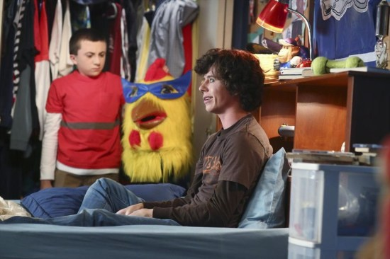 The Middle Season 5 Episode 11 War of the Hecks (2)