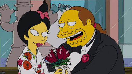 The Simpsons Season 25 Episode 10 Married to the Blob (7)