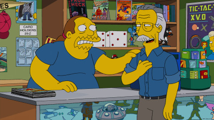 The Simpsons Season 25 Episode 10 Married to the Blob (3)