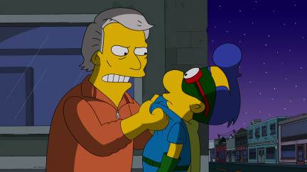 The Simpsons Season 25 Episode 10 Married to the Blob (1)