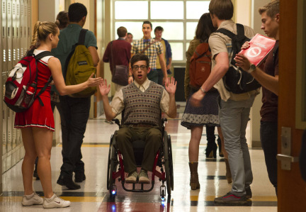 Glee Season 5 Episode 9 Frenemies (12)
