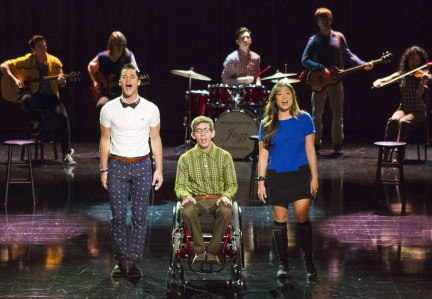 Glee Season 5 Episode 9 Frenemies (2)