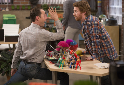 Dads Season 1 Episode 17/18 Enemies of Bill/Have a Heart…Attack! (6)