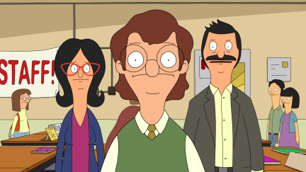 Bob's Burgers Season 4 Episode 12 The Frond Files (11)