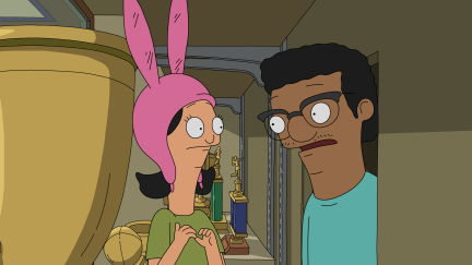 Bob's Burgers Season 4 Episode 12 The Frond Files (9)