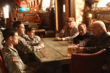Enlisted (Fox) Episode 8 Vets (6)