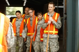 Enlisted (Fox) Episode 7 Parade Duty (1)