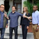 Psych Season 8 Episode 8 A Touch of Sweevil (6)